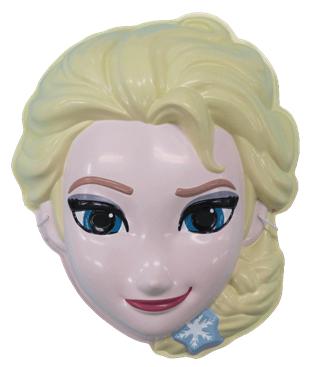 お面 アナと雪の女王 エルサ
