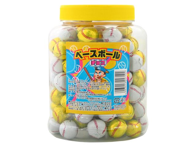 ベースボールチョコ(100入り)