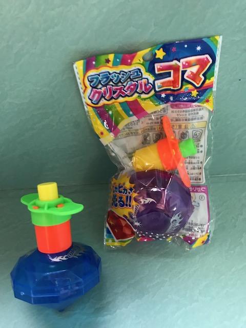 フラッシュクリスタルコマ(25入り)