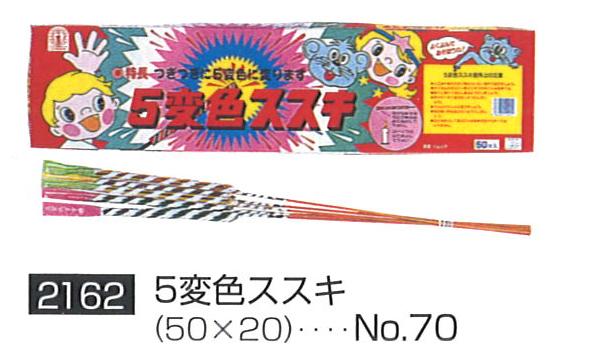 5変色ススキ70円