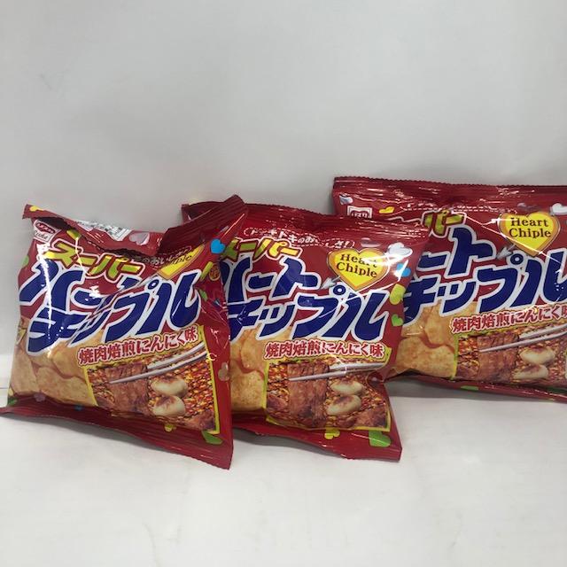 スーパーハートチップル 焼肉焙煎にんにく味(30入)No30