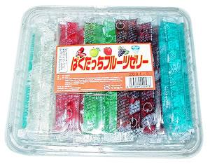 ぱくたっちフルーツゼリー(50本入り)