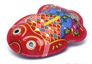 うかし金魚(中)6個入り