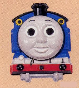 お面 機関車トーマス