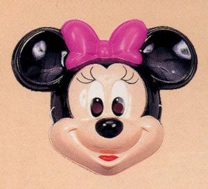 お面 ミニーマウス