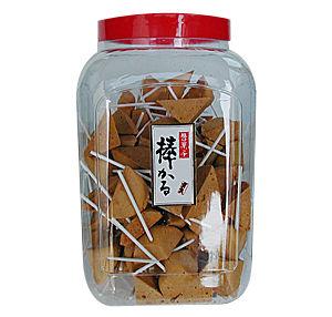 棒付カルメ焼き(100本入り)