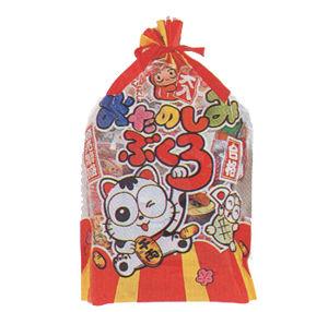 駄菓子おたのしみ袋 駄菓子バラエティー(6袋入り)
