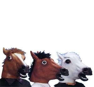 アニマルマスク 馬
