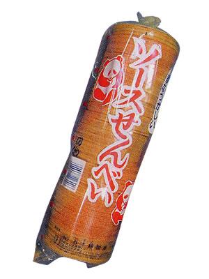 ソースせんべい(五十鈴製菓)(約180枚)