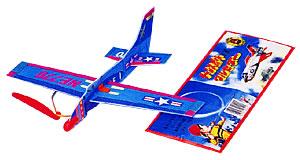 ゴム飛ばしグライダー(30機入り)