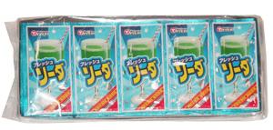 フレッシュソーダパウダージュース(松山製菓)(50入り)