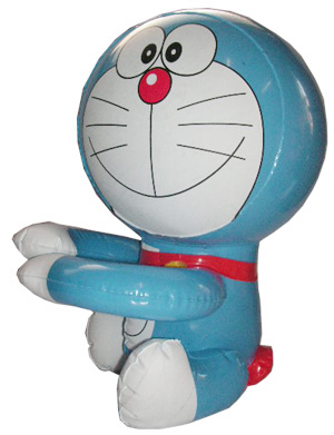ドラえもん抱き人形 (大)