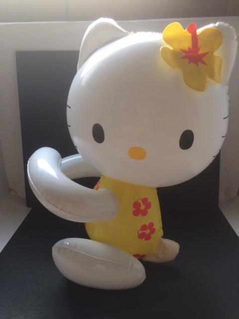 キティー抱き人形 (小)