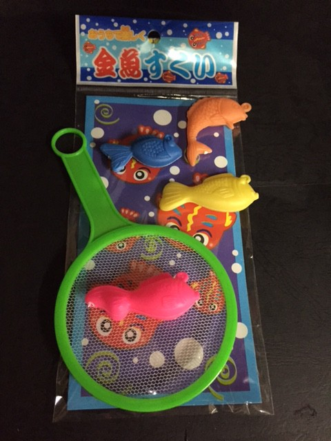 金魚すくい台紙付(12付)